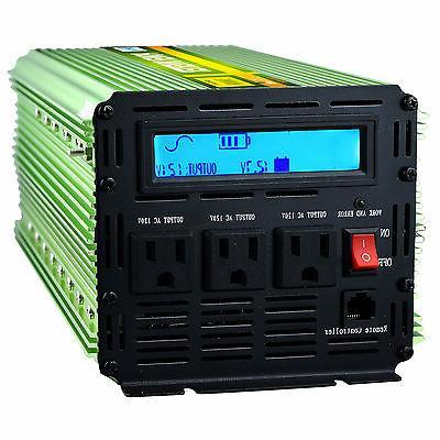 3000 Watt 6000W Inverter 120V