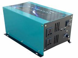 LF 3000W PURE SINE WAVE POWER INVERTER  DC12V TO 110V 60HZ