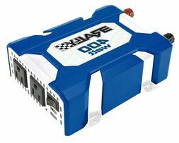 Rally Marine Grade 400W Power Inverter with USB Charging Por