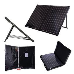 Renogy 100 Watts 12 Volts Monocrystalline Foldable Solar Sui