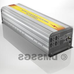 NEW ADVANCED POWER INVERTER 6000/12000 WATT DC TO AC!