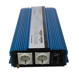 AIMS-PE200012230S- 2000 Watt Pure Sine Wave Inverter Europea