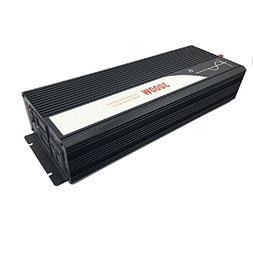 Xijia 2000W  Pure Sine Wave Power Inverter DC 12V 24V 48V to