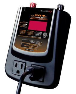 Schumacher PID-410 410 Watt Power Inverter with Digital Disp