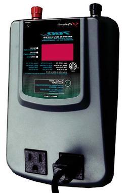 Schumacher PID-760 760 Watt Power Inverter with Digital Disp