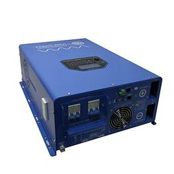 AIMS Power  12kW 48V DC to 120/240V AC Pure Sine Inverter Ch