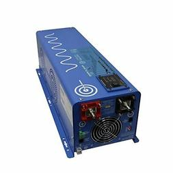 AIMS Power  6000W 48V DC to 120V AC Pure Sine Inverter Charg