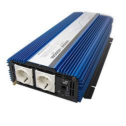 Aims Power European 3000 Watt 220 Volt / 230 Volt 12vdc Pure
