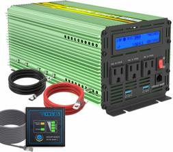 power inverter 2000w 4000w 24v dc to
