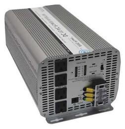 AIMS Power 5000 Watt DC To AC Power Inverter, 5000W Max Cont