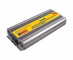Power Inverter 3000 Watt Peak 6000 watt DC 12 Volt to AC 220