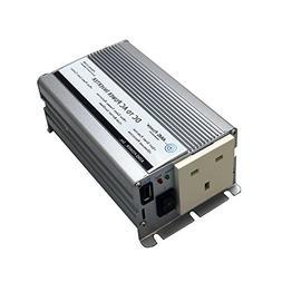 AIMS Power Modified Sine 400 Watt European 24 VDC to 230 VAC