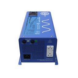 AIMS Power PICOGLF15W12V120VR 1500W Pure Sine Inverter Charg