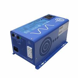 AIMS Power PICOGLF15W12V120VR 1500W 12 VDC PURE SHINE INVERT