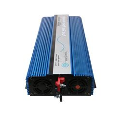AIMS Power PWRI300012120W Pure Sine Wave Power Inverter, 300