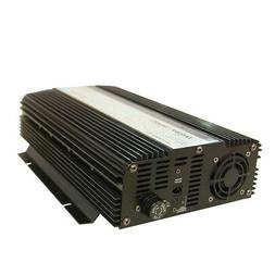 AIMS Power PWRIX120012S 1200 Watt Pure Sine Inverter, Built