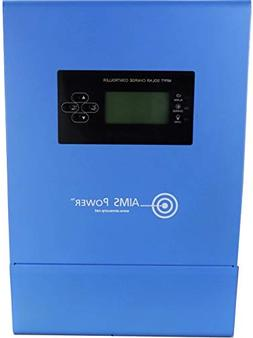 Aims Power SCC100AMPPT 100 AMP Solar Charge Controller, 12/2