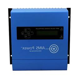 Aims Power SCC30AMPPT 30 AMP Solar Charge Controller, 12/24V