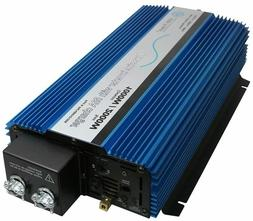 AIMS Power 1000 Watt Pure Sine Inverter with Selectable 25/5