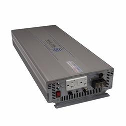 AIMS Power 3000 Watt 24 VDC Pure Sine Inverter with GFCI Ind