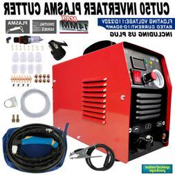 Professional Cutting Machine CUT-50 50 Amp Plasma Cutter 110