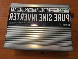Power TechON PS1001 Pure Sine Wave Inverter