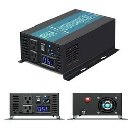 Pure Sine Wave Power Inverter 500W Solar Inverter 12V DC to