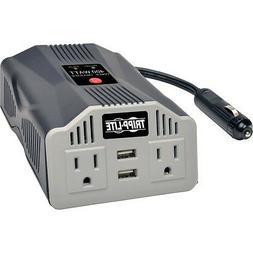 PV400USB 400W Compact Car Inverter 12V 120V 2-Port USB Charg