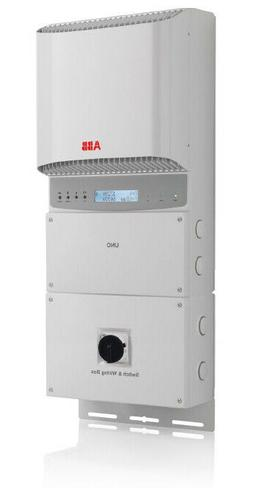 ABB PVI-3.0-OUTD-S-US-A INVERTER