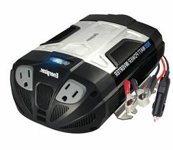 Refurbished EN500 Energizer 500 Watt Power Inverter 12V DC -