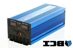 Bear Claw Industries 2000 Watt Pure Sine Wave Inverter / 12V