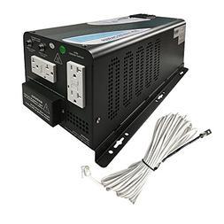 Renogy 2000W 12V Pure Sine Wave Inverter Charger DC AC Batte