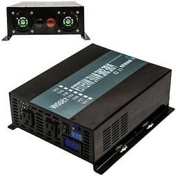 AIMS Power PWRI150048S Power Inverter 1500W Pure Sine 48 Volt