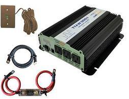 VertaMax 1200 Watt Modified Wave Power Inverter + Cables + F