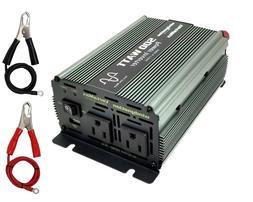 VertaMax PURE SINE WAVE 500 Watt  12V Power Inverter DC to A